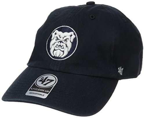 Dogs American Made T-shirt - NCAA Butler Bulldogs Clean Up Adjustable Hat, One Size, Navy