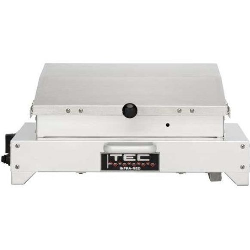 TEC CHFRLP Cherokee FR Portable Tabletop Gas Grill by TEC