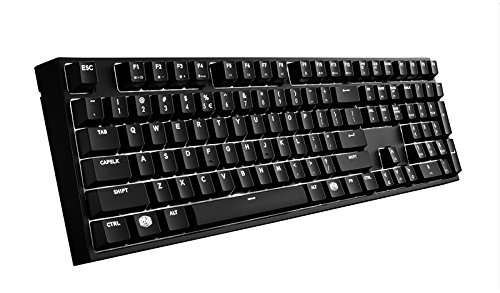 cooler master masterkeys L pro mechanical keyboard