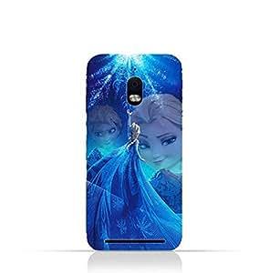 BlackBerry Aurora TPU Protective Silicone Case With Frozen Elsa Design