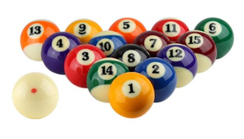 Professional Pool Balls - 6