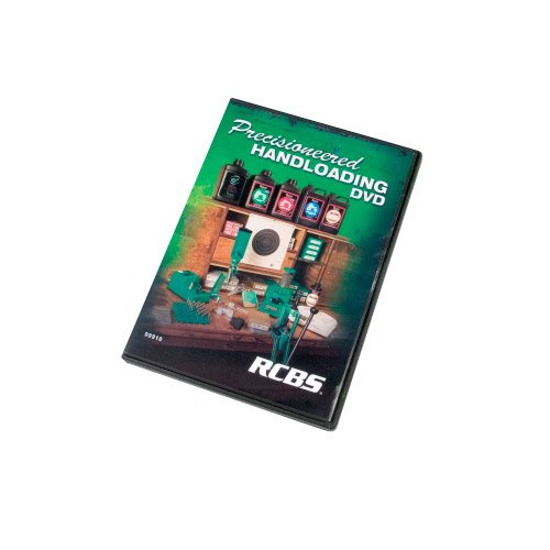 RCBS Precisioneered Handloading DVD from RCBS