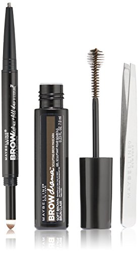 Maybelline New York Brow Gift Set, Soft Brown by Maybelline New York