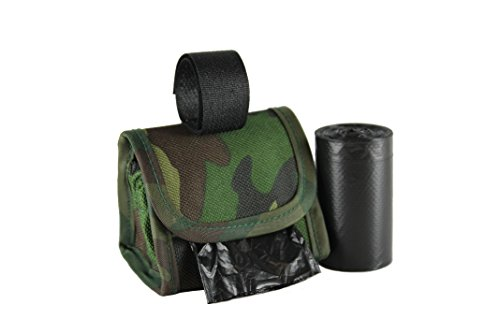 spenser with 2 Rolls Refill Bags (Green Camo) ()