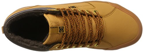 Marrone DC Ginnastica WNT Hi Shoes Wheat Smith Uomo Scarpe Basse Evan da qfvqUwnCaB