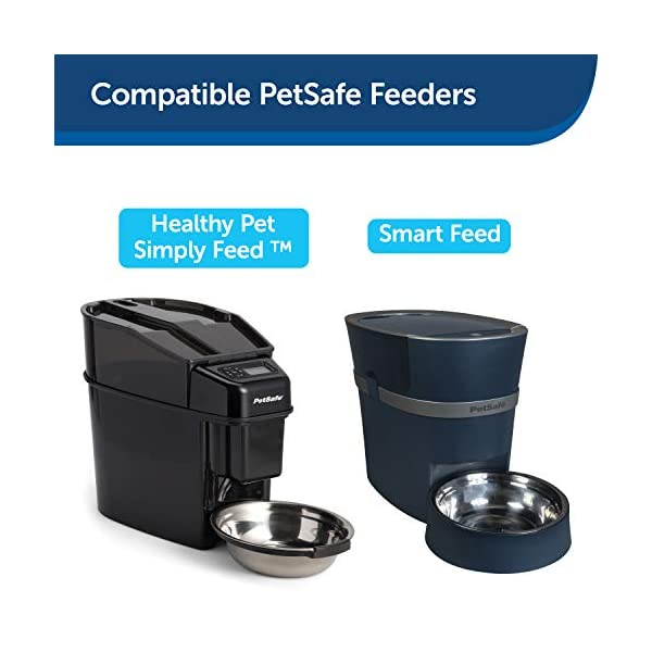 PetSafe-Healthy-Pet-Simply-Feed-Pre-Portioned-Automatic-Food-Dispenser-for-Cats-and-Dogs-Adaptor-or-2-Meal-Splitter-Feeder-Accessories