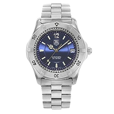 Tag Heuer Aquaracer Automatic-self-Wind Male Watch WK2117.BA0311 (Certified Pre-Owned) from Tag Heuer