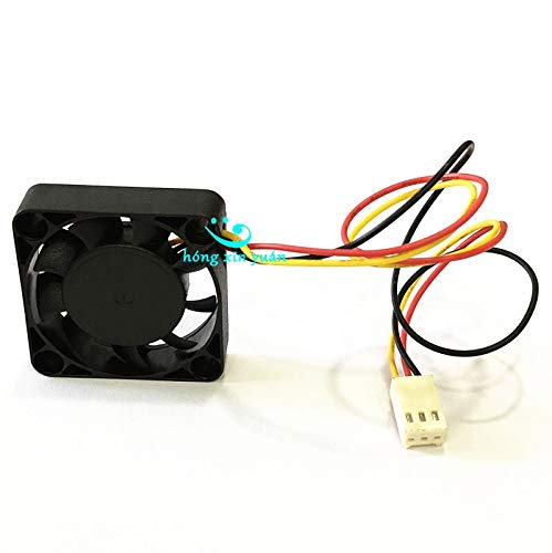 3 Pin 40mm Computer CPU Cooler Cooling Fan PC 4cm 40x40x10mm DC 12V for 3D Printer