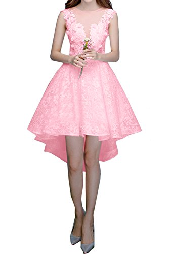 Topkleider - Vestido - trapecio - para mujer Rosa 60