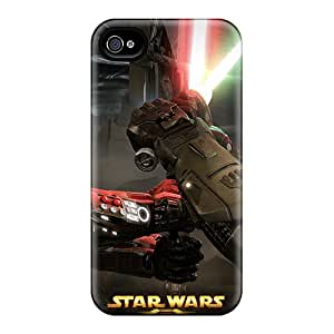 New Fashionable Lawshop MiL1993kHhB Cover Case Specially Made For Iphone 4/4s(star Wars The Old Republic)