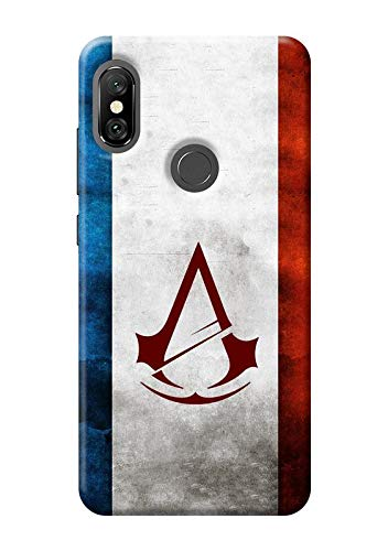 Goo Infinity Assassin S Creed Logo Printed Case Mobile Amazon In