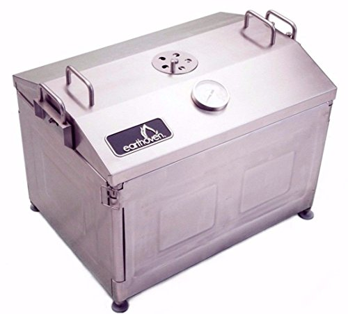 Earth Oven Original Barbecue Pit Smoker by Earth Oven®