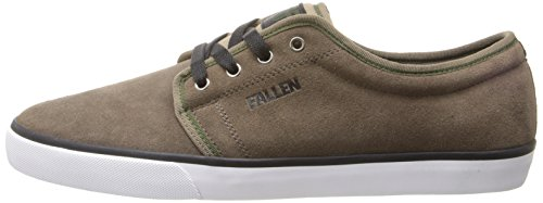 FALLEN FORTE 2 AFGHAN BROWN/BLACK THOMAS Signature Skate Shoes