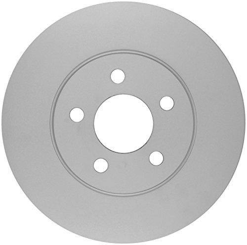 Bosch 16010146 QuietCast Premium Disc Brake Rotor, Front ()