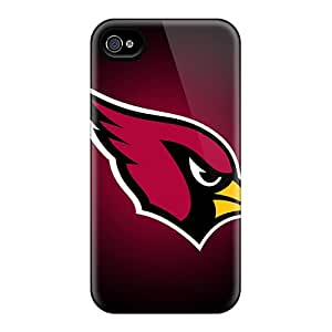 Protector Hard Phone Cover For Iphone 6plus With Allow Personal Design HD Arizona Cardinals Skin SherriFakhry