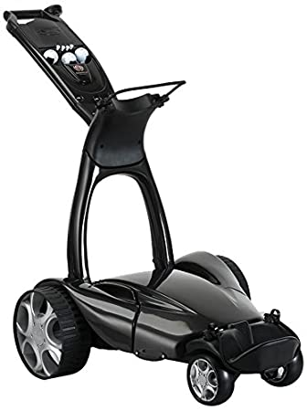 Stewart Golf X9 Follow - Carro de Golf eléctrico, Color Negro (Met Black), Talla n/a: Amazon.es: Deportes y aire libre