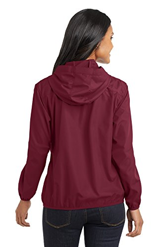 Giacca Donna Parka Red Port Authority Claret Awvqnv16a