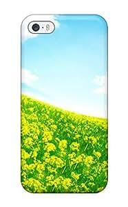 Iphone 5/5s Case Cover Skin : Premium High Quality Fresh Air Case Kimberly Kurzendoerfer