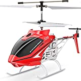 Syma DoDoeleph S39 RC Helicopter with Gyro 3.5-Channel Remote Control Toy Red