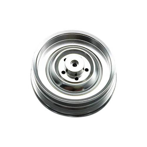 Golden Edge Rim - Cinhent Heavy Metal Alloy Wheel Rim Hub for 1/10 Q65 Upgrade RC Car Spare Parts RC Crawler Car Accessories