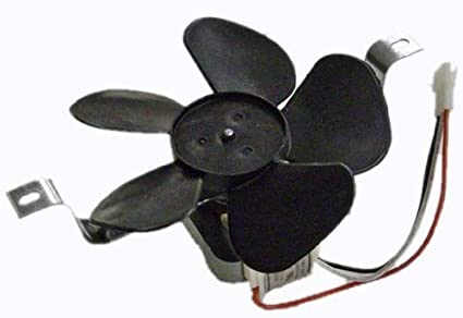 Broan Replacement Range Hood Fan Motor And Fan   2 Speed # 97012248, 1.1  Amps