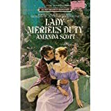 Lady Meriel's Duty, Amanda Scott, 0451149599