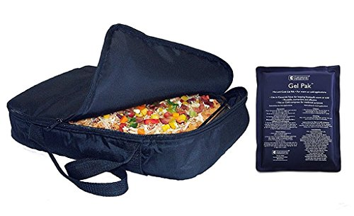 Casserole Carrier Food Warmer Large product image