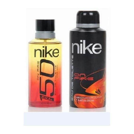 Nike 150 On Fire Men Gift Set, Edt & Deo