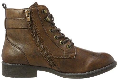 Cognac Femme 262 452 Marron Rangers Banani Bruno Beige Boots 276 p8P5wZ