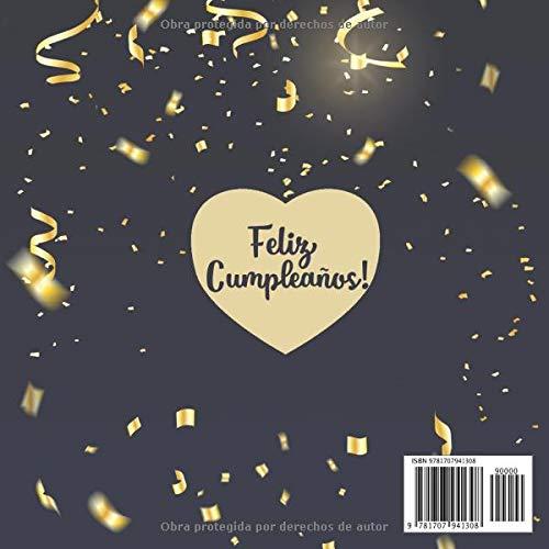 El libro de visitas de mis 41 años: Decoración para celebrar ...
