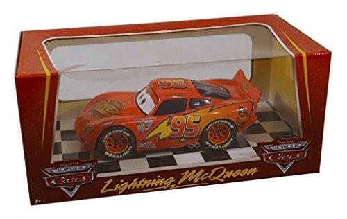 Cars Lightning McQueen 1:24 Diecast