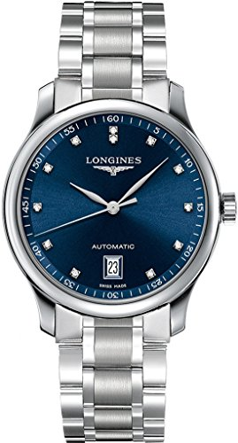 Longines Master Collection 38mm Blue Dial Automatic
