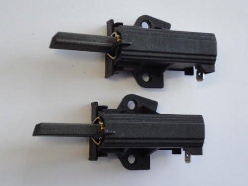 Repuestos alternativos motor carbono 2 piezas para 5022658800 1540714 fuente SOLE motores AEG Electrolux Bosch Küppersbusch Neff Zanker, máquinas de lavar, Lavadora Zanussi