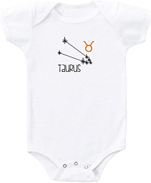 Promini Taurus Zodiaco signo lindo bebé monoseo regalo ...