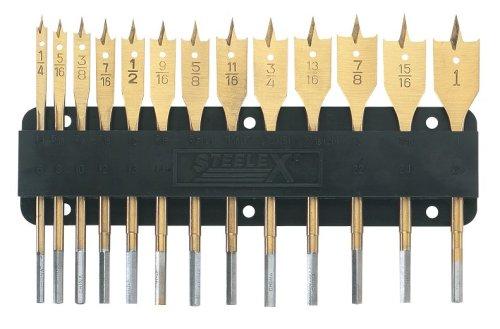 Steelex Plus D2053 TiN Coated Spade Bit (Coated Spade Bit)