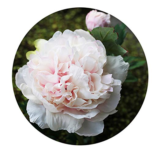 Eden Bridal Of Garden - Real Touch Big Artificial Peony Bouquet Wedding Decoration Mariage Bridal Bouquet Party Christmas Home Decoration Accessories PW