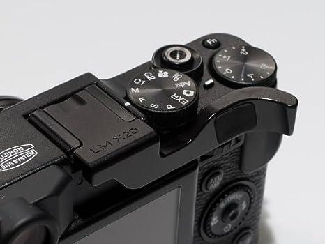 Silver Lensmate Thumb Grip for Fujifilm X20//10