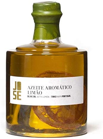Jose Gourmet Aceite De Oliva Con Limón 250ml