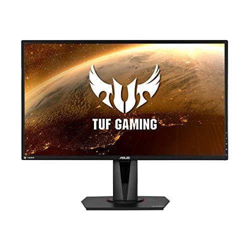 chollos oferta descuentos barato ASUS VG27BQ TUF Gaming Monitor de Gaming de 27 resolución FHD 1 ms 75 Hz tecnología GameFast Input Fre