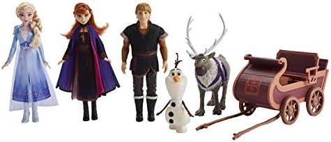 Frozen 2- Sledding Adventures, Multicolor (Hasbro E5517EU4 ...