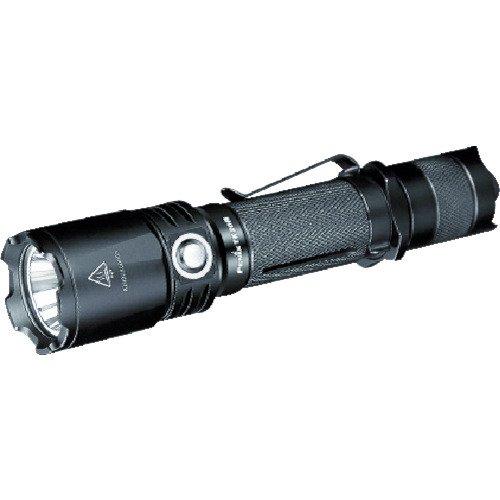 Fenix TK20R – Linterna (Linterna de mano, Negro, Aluminio, IP68, LED, Alto, Bajo, Medio, Strobe mode, Turbo)