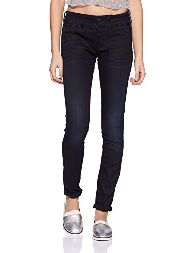 G-STAR RAW G-Star Women's Lynn Skinny Jeans Black (Dk Aged 6554.89)