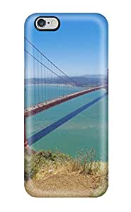 samuel schaefer's Shop New Style First-class Case Cover For Iphone 6 Plus Dual Protection Cover Golden Gate Bridge 4321838K46911035