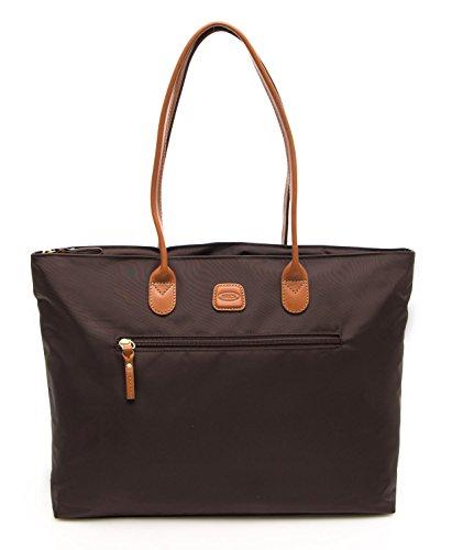 Brics Borsa Donna x-Travel Shopping Mor/Tab
