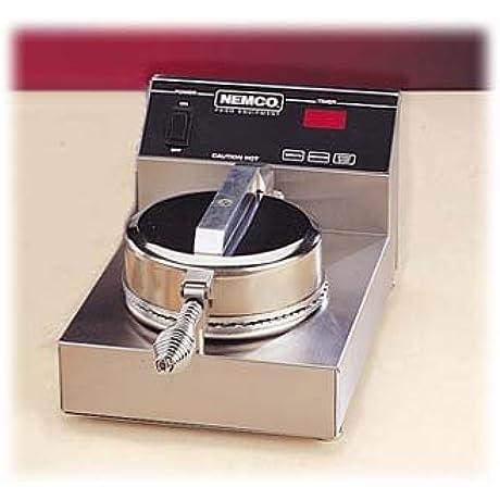 Nemco 7030A 240 60 Waffle Hr Cone Baker
