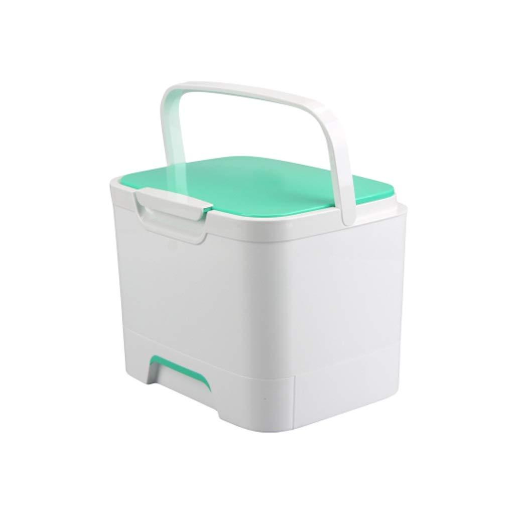Lxrzls Medical Medical Box Portable Plastic Storage Box Portable Travel Storage Box