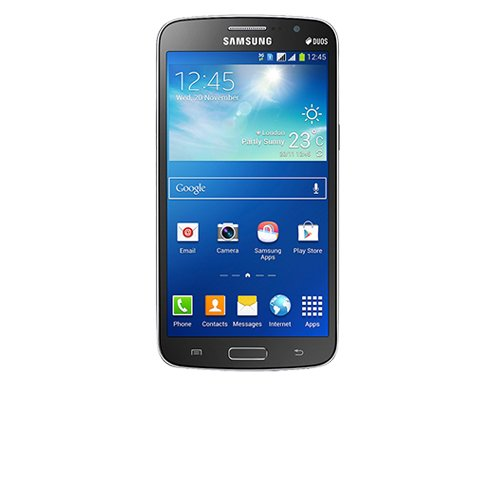 Samsung Galaxy Grand II Duos G7102 Black Factory Unlocked Android Phone