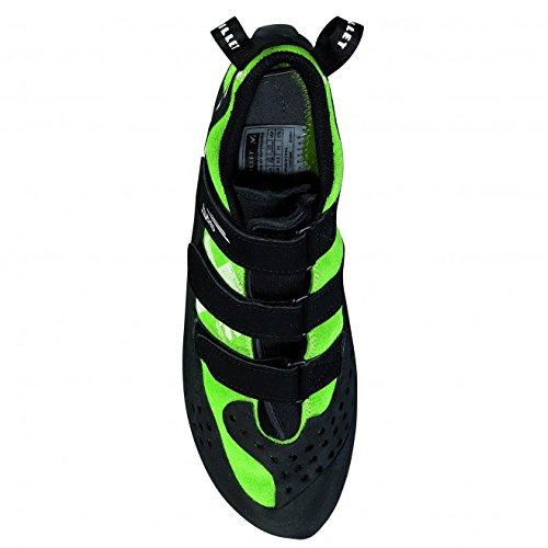 Millet Hybrid–Zapatos altos verde/negro Talla 10