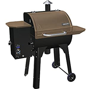 Camp Chef SmokePro SG 24 Wood Pellet Grill Smoker, Bronze (PG24SGB) by legendary Camp Chef