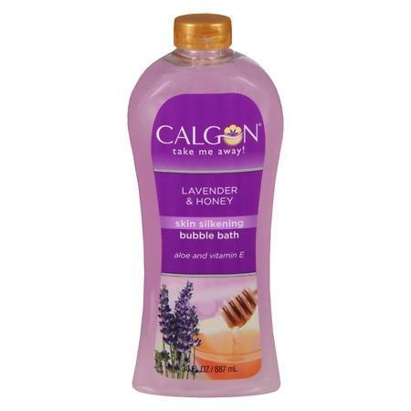 (Calgon Lavender & Honey Skin Silkening Bubble Bath - 30 oz. by Calgon)